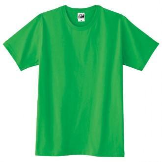 DMTシャツ 030ブライトグリーン