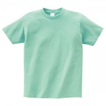 ヘビーウェイトTシャツ195.アイスグリーン