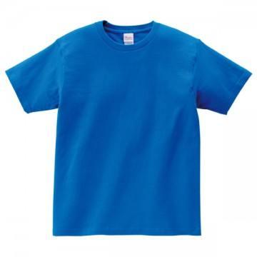 ヘビーウェイトTシャツ198.ミディアムブルー