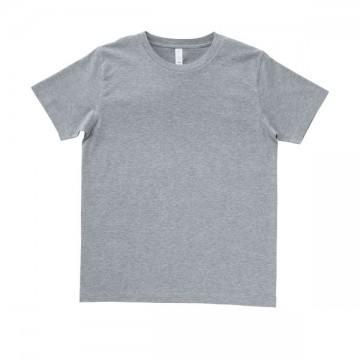 ユーロTシャツ5.3oz2.杢グレー