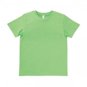 ユーロTシャツ5.3oz21.ライトグリーン