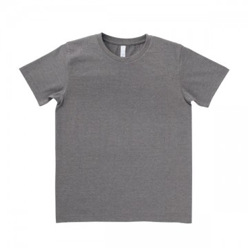 ユーロTシャツ5.3oz22.チャコールグレー