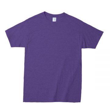 プレミアムコットンジャパンスペックTシャツ232C.ヘザーパープル