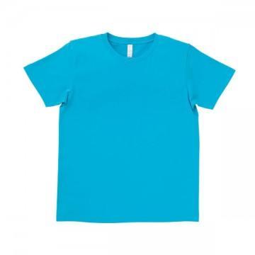 ユーロTシャツ5.3oz26.ターコイズ