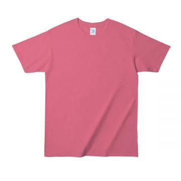 プレミアムコットンジャパンスペックTシャツ1915C.セーフティピンク