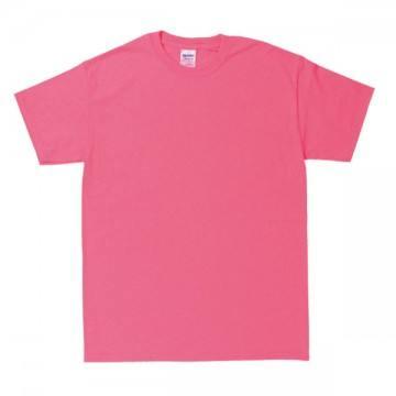 ウルトラコットンTシャツ263C.セーフティピンク