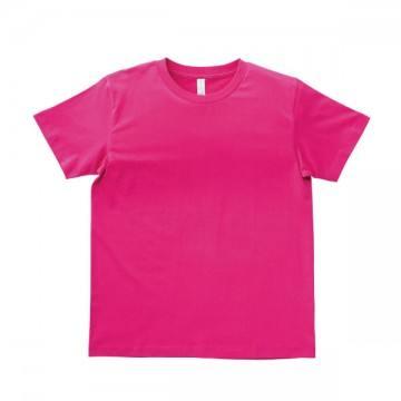 ユーロTシャツ5.3oz29.ショッキングピンク