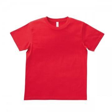 ユーロTシャツ5.3oz3.レッド