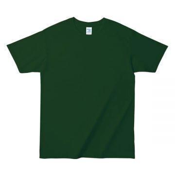 プレミアムコットンジャパンスペックTシャツ033C.フォレストグリーン