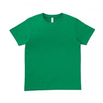 ユーロTシャツ5.3oz34.グリーン