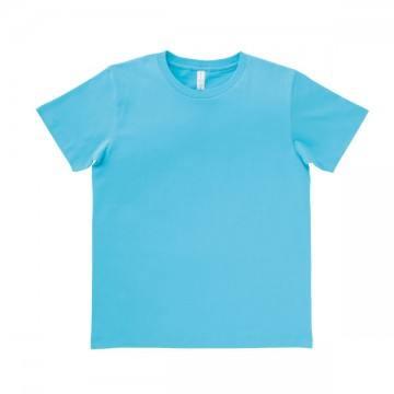 ユーロTシャツ5.3oz36.シーブルー