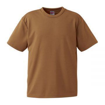 4.1オンスドライアスレチックTシャツ438.コヨーテ