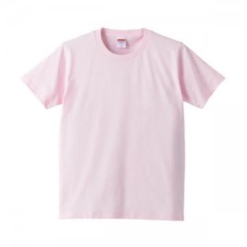 レギュラーフィットTシャツ495.ライトピンク