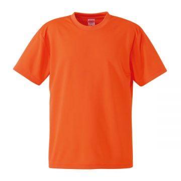 4.1オンスドライアスレチックTシャツ498.カリフォルニアオレンジ