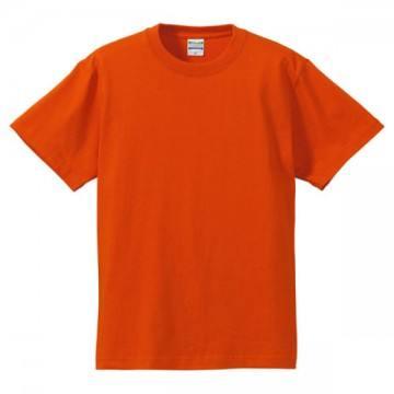 ハイクオリティーTシャツ498.カリフォルニアオレンジ