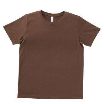 ユーロTシャツ5.3oz5.ブラウン