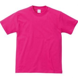 ハイクオリティーTシャツ5001トロピカルピンク