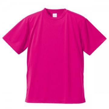 4.1オンスドライアスレチックTシャツ511.トロピカルピンク