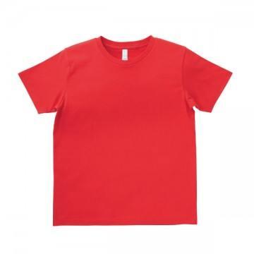 ユーロTシャツ5.3oz53.イタリアンレッド