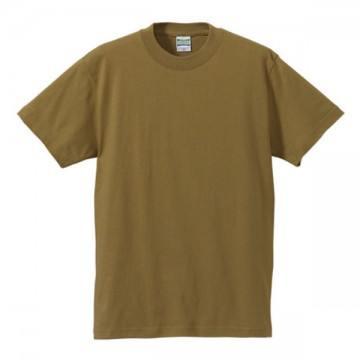 ハイクオリティーTシャツ537.サンドカーキ