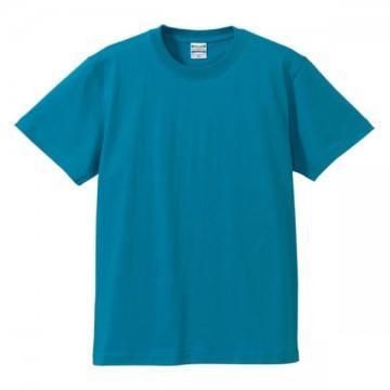 ハイクオリティーTシャツ538.ターコイズブルー