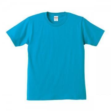 レギュラーフィットTシャツ538.ターコイズブルー