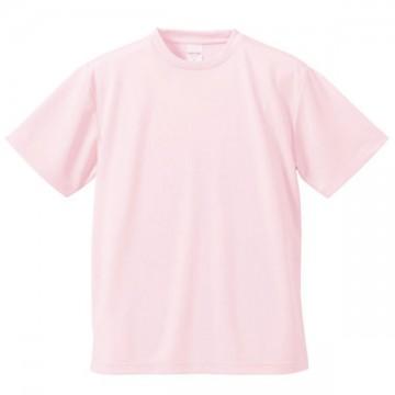 4.1オンスドライアスレチックTシャツ576.ベビーピンク