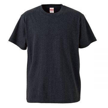 ハイクオリティーTシャツ584.ダークヘザーネイビー