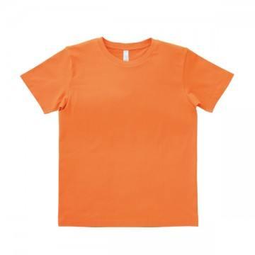 ユーロTシャツ5.3oz63.コーラルオレンジ