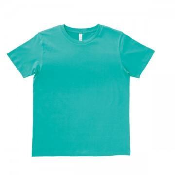 ユーロTシャツ5.3oz64.エメラルドグリーン