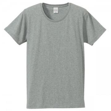 ファインジャージーTシャツ714.ヘザーグレー