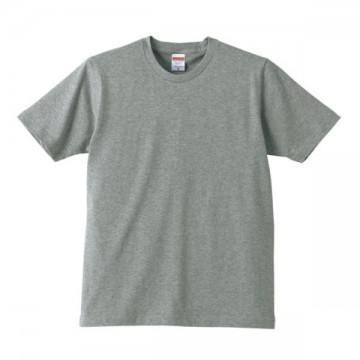 レギュラーフィットTシャツ714.ヘザーグレー
