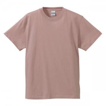 ハイクオリティーTシャツ715.モーヴ