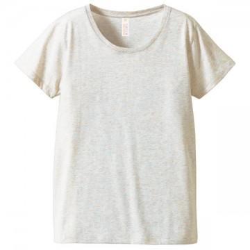 ガールズTシャツ722.オーロラヘザー