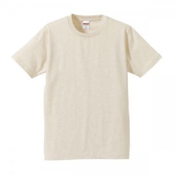 レギュラーフィットTシャツ723.ヘザーベージュ