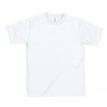 【SALE】ライトドライTシャツ001.ホワイト