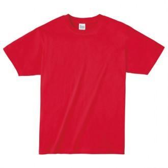 Printstar083ライトウエイトTシャツ010レッド