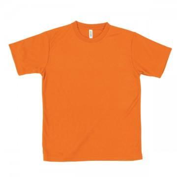 【SALE】ライトドライTシャツ015.オレンジ