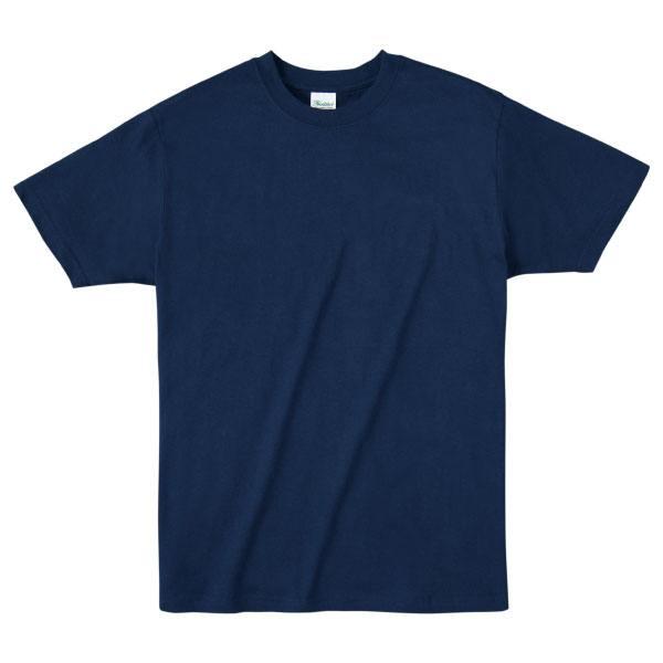 Printstar083ライトウエイトTシャツ031ネイビー