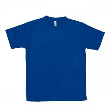 【SALE】ライトドライTシャツ032.ロイヤルブルー