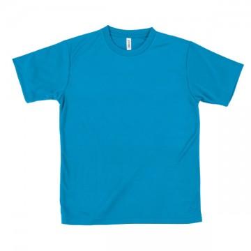 【SALE】ライトドライTシャツ034.ターコイズ