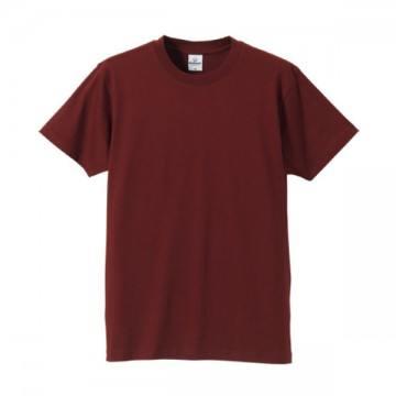 プロモーションTシャツ072.バーガンディ