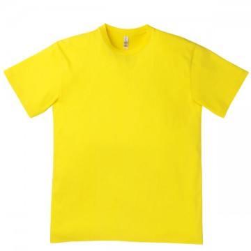 ユーロTシャツ3.8oz10.イエロー