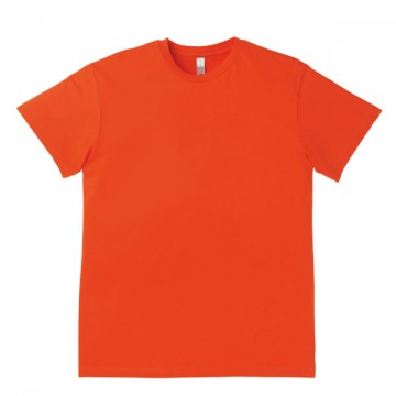 ユーロTシャツ3.8oz13.オレンジ
