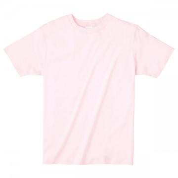 ライトウエイトTシャツ132.ライトピンク