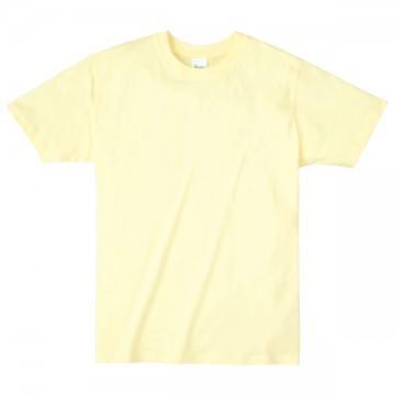 ライトウエイトTシャツ134.ライトイエロー