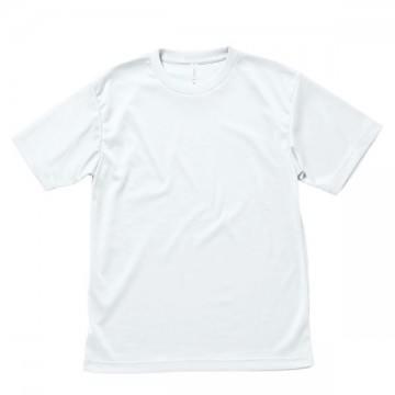 【SALE】ライトドライTシャツ15.ホワイト
