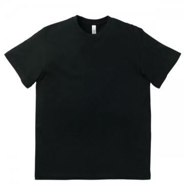 ユーロTシャツ3.8oz16.ブラック