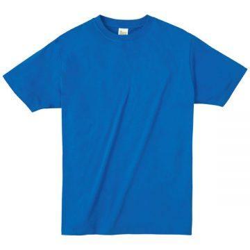 ライトウエイトTシャツ198.ミディアムブルー