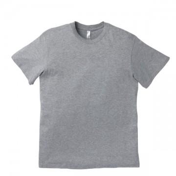 ユーロTシャツ3.8oz2.杢グレー